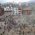 ネパール地震の震度 地図で見ると場所はどこにある?