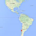 チリカルブコ火山の場所 地図で見るとどこにあるの? 世界に与える影響