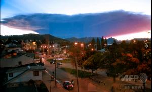 火山噴火2