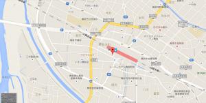 鳥取 スタバ 地図