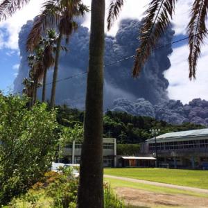 噴火 地図 場所