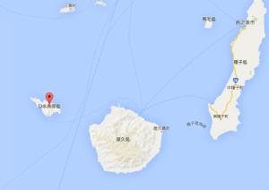 口永良部島 地図 位置