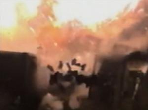 中国 大爆発 画像 写真