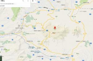 阿蘇山 位置 拡大地図