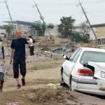 浸水被災地域で空き巣被害が横行 火事場泥棒の犯行現場に避難民激怒