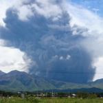 阿蘇山噴火の被害影響 警戒レベル3とは 地図での位置・場所(画像)