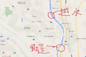 鬼怒川 地図 場所 位置