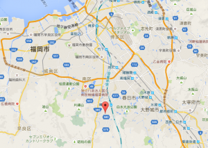 五郎丸 由来 ルーツ 画像 地図