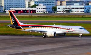 MRJ 画像 初飛行 写真