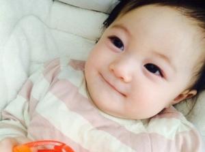 エビちゃん 妹 赤ちゃん 画像