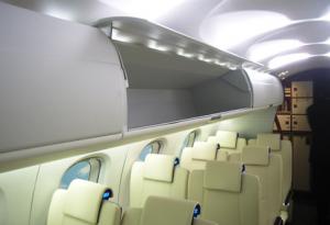三菱リージョナルジェット 内装 座席 性能