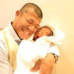 亀田興毅の今現在の姿(画像)3人目の子供(息子)顔写真をブログで公開