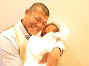 亀田興毅 子ども 三男 画像 顔写真 赤ちゃん