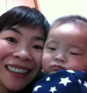山田花子 子供 息子 画像 顔写真