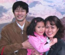 宮原知子 家族写真 両親 画像