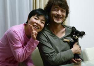 山田花子 結婚相手 旦那 夫画像 写真