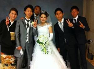 井岡一翔 兄弟 結婚 画像