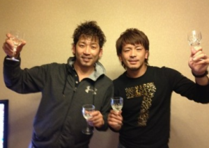 松田宣浩 双子 兄弟 画像