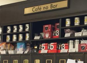カフェノバール コーヒー豆 缶