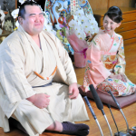 かわいいと評判の琴奨菊の奥さん画像・名前・前妻と婚約破棄の原因