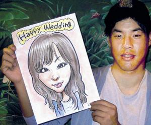 高木京介 結婚相手 妻画像