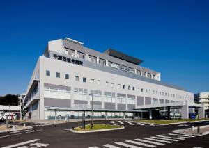 千葉西総合病院 画像