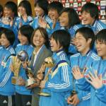 可愛い評判の高倉麻子監督の結婚相手の旦那画像・子供(女子サッカー)