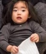 安藤美姫 子供 娘 顔写真