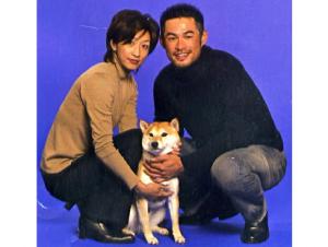 イチロー 妻 愛犬 顔写真