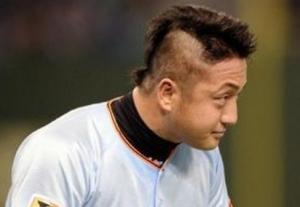 澤村拓一 髪型 筋肉