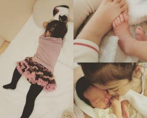 西山茉希 第二子 赤ちゃん 画像