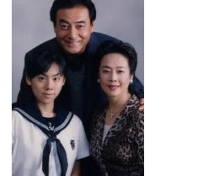 高橋真麻 家族写真 顔画像