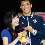 ボクシング村田諒太の奥さん・子供画像 妻はかわいいがウザいって?