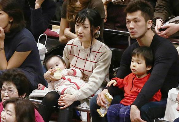 「村田諒太 子供」の画像検索結果